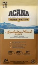 Acana Regionals Appalachian Ranch Grain Free Dry Dog Food 25lb