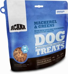Acana Singles Limited Ingredient Diet Wild Mackerel Formula Dog Treats 1.25oz