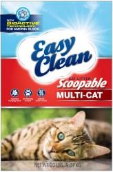 EasyClean Multi Cat 20lb Bag