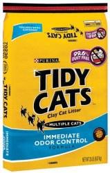Tidy Cat Scoop IOC 20lb Bag