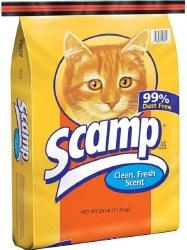 Scamp Clean Fresh 25lb