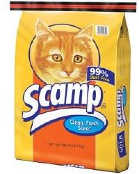 Scamp Clean Fresh 50lb