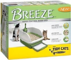 Tidy Cat Breeze Litter System
