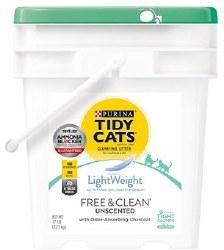Tidy Cat Lightweight UnSct17lb