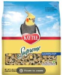 Supreme Cockatiel 5lb