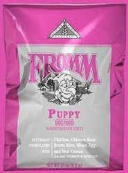 Fromm Classic Puppy Dog Food 33lb Bag