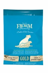 Fromm Gold Large Breed Puppy Dry Dog Food 15lb