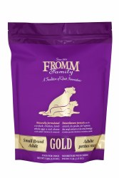 Fromm Gold Small Bread Adlt Dog 5lb
