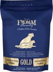 Fromm Gold Nutritionals Senior Dog Food 5lb