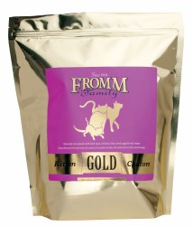 Fromm Gold Holistic Kitten Food 2.5lb Dry Food