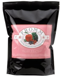 Fromm Four Star Salmon à La Veg Dog Food 30lb