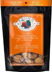 Fromm Four Star Grain Free Cheese Treats 6oz