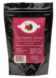 Fromm Four Star Cranberry Liver Treats