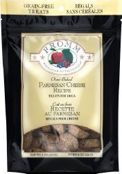 Fromm Four Star Parmesan Cheese Dog Treats 8oz