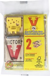 Easy Set Mouse Trap 2 PK