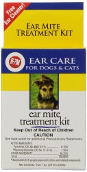 R-7 Ear Mite Kit 1 oz