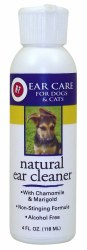 Natural Ear Cleaner 4 oz