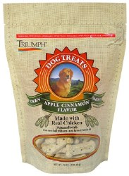 Triumph Apple Cinnamon Biscuits 24oz