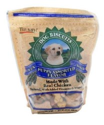 Triumph Chicken Puppy Biscuits 24oz