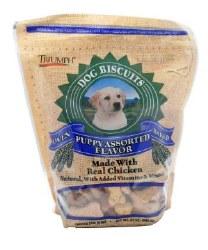 Triumph Chicken Puppy Biscuits 24oz