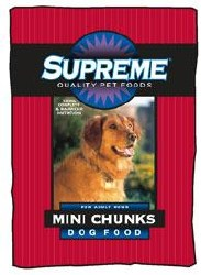 Supreme Mini Chunk 40Lbs