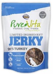 Pure Vita Turkey Jerky Treats