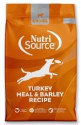 NS Choice TurkMeal/Barley 30lb
