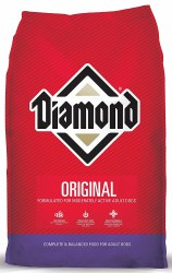 Diamond Original Formula Dry Dog Food 50lb