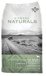 Diamond Naturals Large Breed Adult W/Lamb 40lb