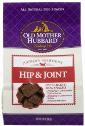 Old Mother Hubbard Mother's Solutions Hip & Joint Baked Dog Treats 20oz
