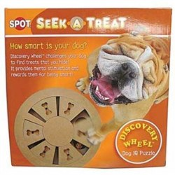 Seek-A-Treat Wheel Puzzle