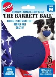 Barrett Ball 4in Medium