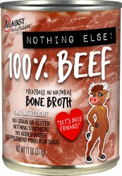 Against the Grain Beef 12/11oz
