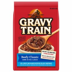 Gravy Train Beefy Classic Dry Dog Food 14lb