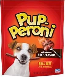 Pup-peron Beef 25oz