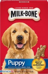 Milk Bone Original Puppy Biscuit Dog Treats 16oz