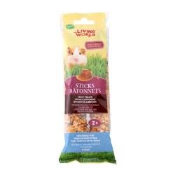 LW Guinea Pig Sticks Honey 2pk