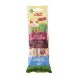 LW Guinea Pig Sticks Fruit 2pk