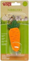 LW Wood Nibblers Carrot Stick