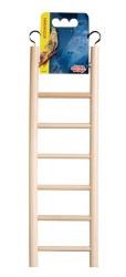 Living World Wooden Bird Ladder 7 Steps 12 Inches
