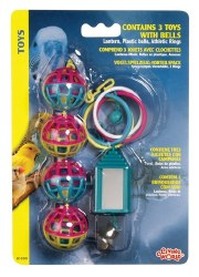 Value Pack Balls and Mirrors