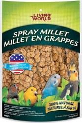 Living World Spray Millet 7oz