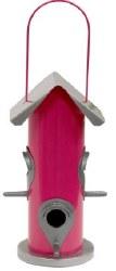 Heath Cotton Candy Pink Feeder