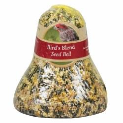 Birds Blend Bell Seed Cake