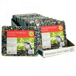Woodpecker 2lb Seed Cake