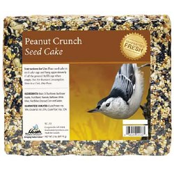 Peanut Crunch 2lb Seed Cake