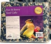 Nut & Berry 2lb Seed Cake