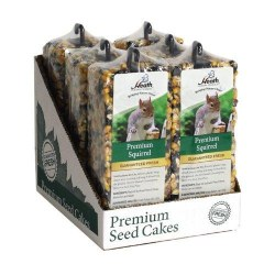 Premium Squirrel Bar Seed Cake