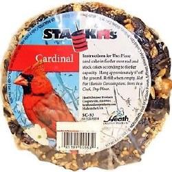 Cardinal Stackems Seed Cake 6.5oz
