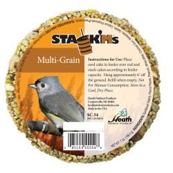 Multi-Grain Stackems Seed Cake